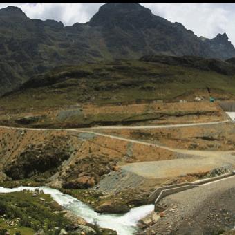 Peru - Huanza plant