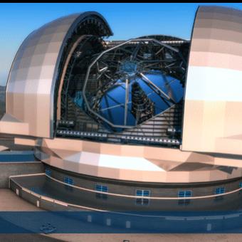 Chile  - EUROPEAN EXTREMELY LARGE TELESCOPE (E-ELT Project)