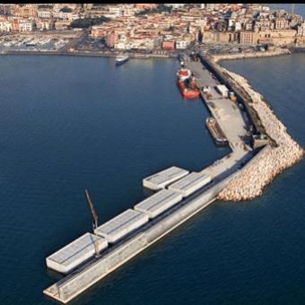 Italy -  Infraflegrea Project