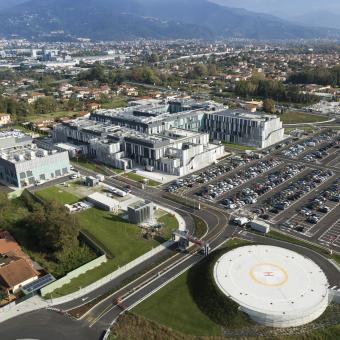 Italia - Four Hospitals in Tuscany
