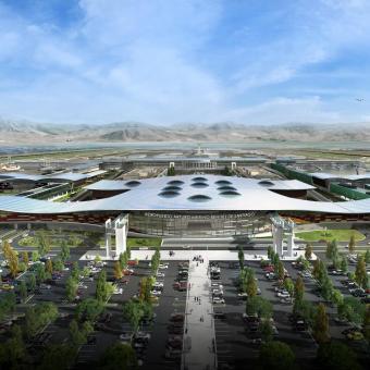 Chile - International Airport Arturo Merino Benítez