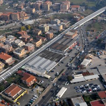 Italy - ROME SUBWAY LINE C