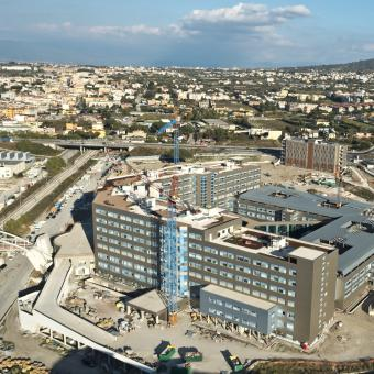 Italy - New Hospital in Naples