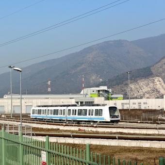 Italy - Brescia Subway