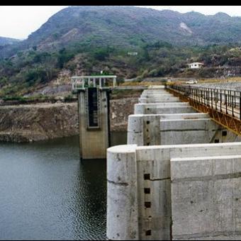 Honduras - Nacaome Dam