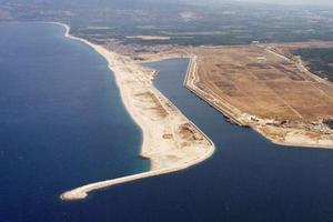 Gioia Tauro industrial port