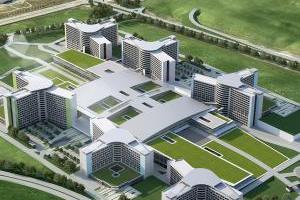 Ospedale di Etlik in Turchia