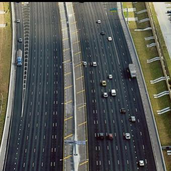 U.S.A.  - I-95 Motorway