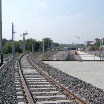 Italy - Milan railway link