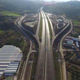 Turkey - Gebze-Orhangazi-Izmir Motorway