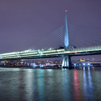 Turkey - Halic Bridge