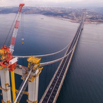 Turkey - Bridge of Izmit