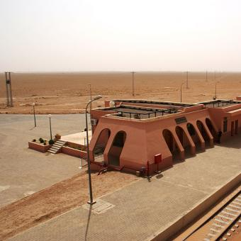 Algeria - Mecheria-Redjem Demouche Railway