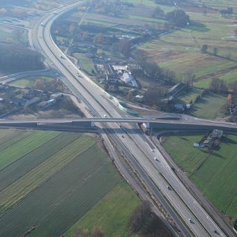 Poland - National Road NR8