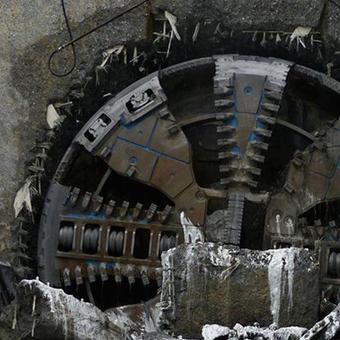 Milan Underground, Line 4, TBM (Italy)