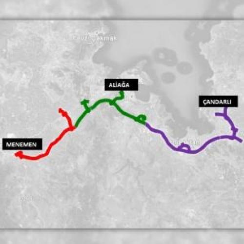 Menemen-Aliağa-Çandarlı Motorway