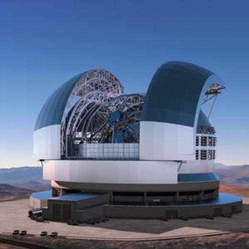 EXTREMELY LARGE TELESCOPE (ELT Project)