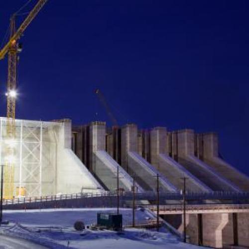 Muskrat Falls Hydroelectric Project