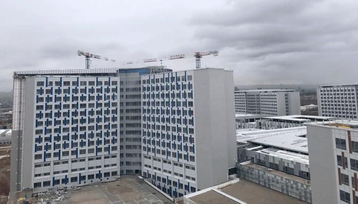 EEtlik Integrated Health Campus di Ankara