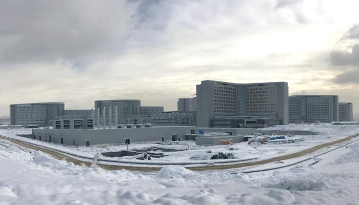 Etlik Integrated Health Campus di Ankara