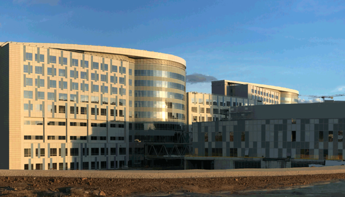 Etlik Integrated Health Campus di Ankara
