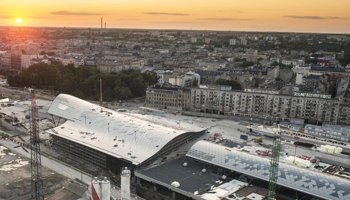 LODZ FABRYCZNA STATION AND ŁÓDŹ RAILWAY PROJECT