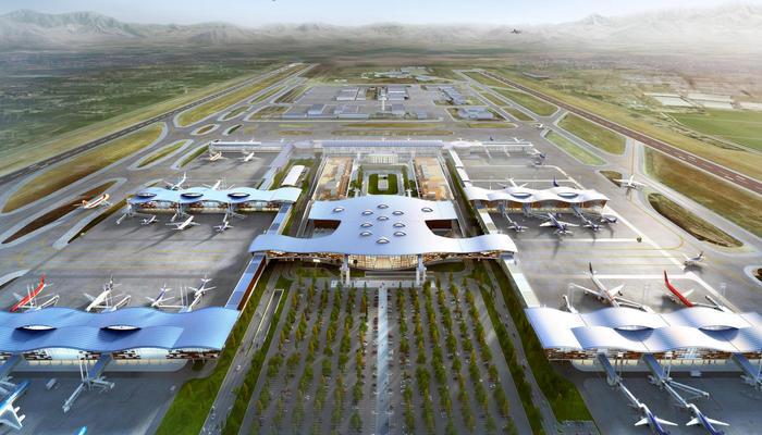 International Airport Arturo Merino Benítez