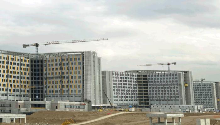Etlik Integrated Health Campus in Ankara