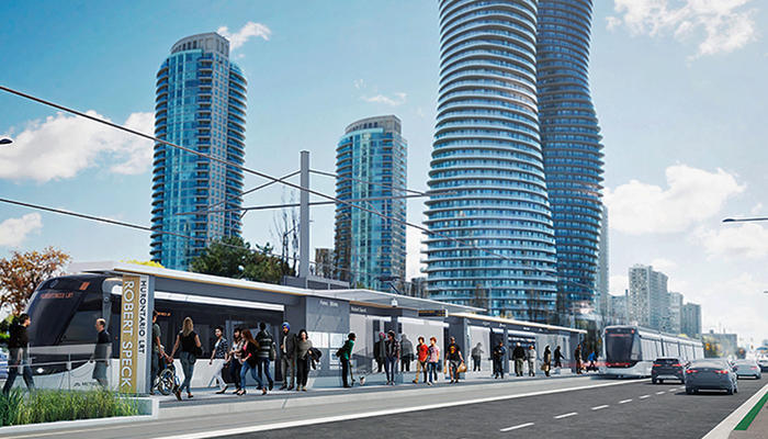 Hurontario Light Rail Transit (HuLRT)